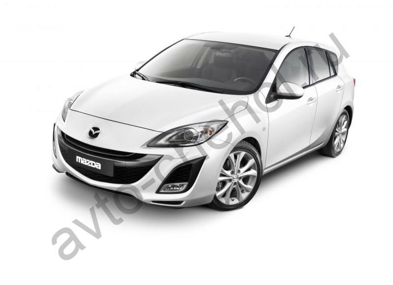 Авточехлы Mazda 3 II (BL)  (2008-2013)