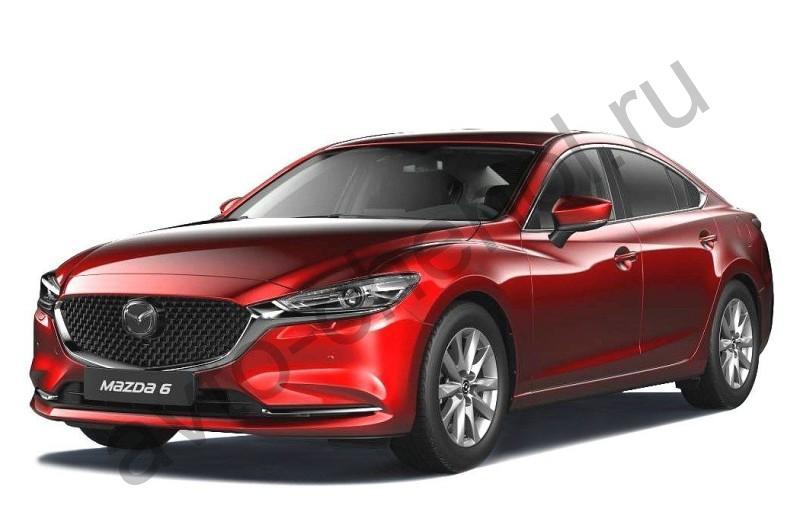 Авточехлы Mazda 6 sedan 2018+