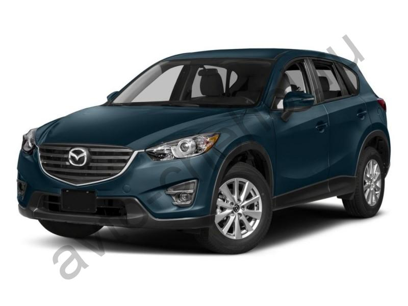 Авточехлы Mazda CX-5 I Direct\Drive (2011-2017)