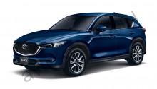 Кузов - Авточехлы MAZDA CX-5 II DRIVE (2017+)