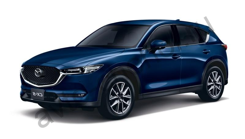 Авточехлы Mazda CX-5 II DRIVE (2017-2021)