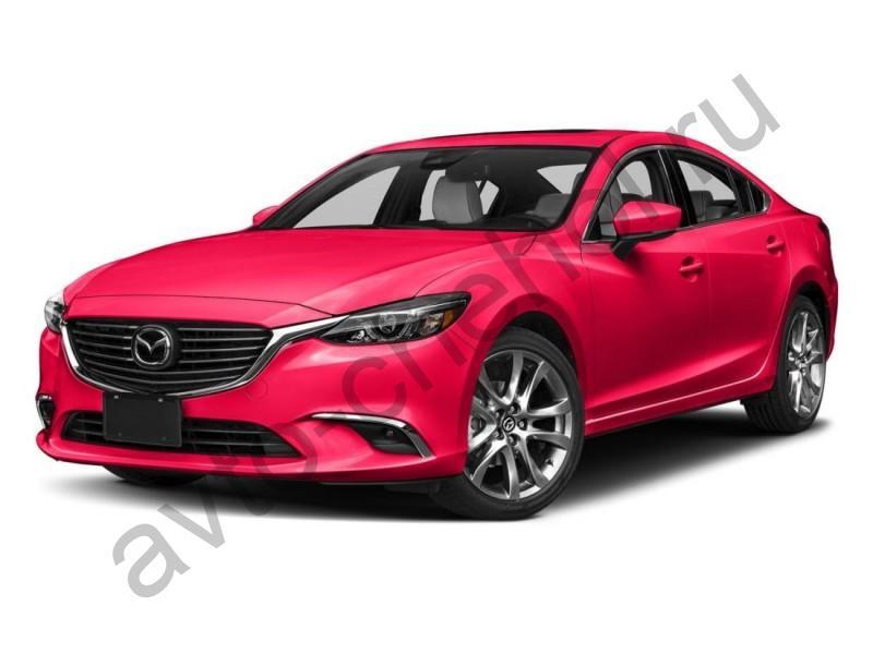Авточехлы Mazda 6 III (GJ) (2012-2018)
