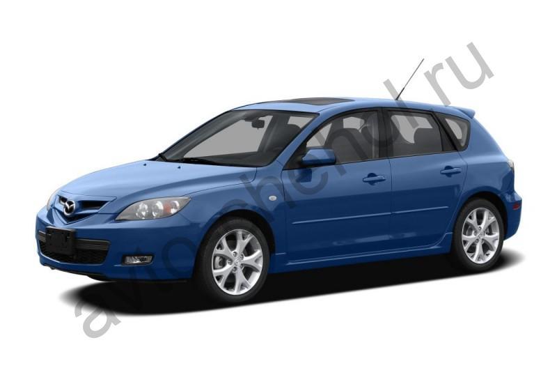 Авточехлы Mazda 3 I (BK) (2003-2009)