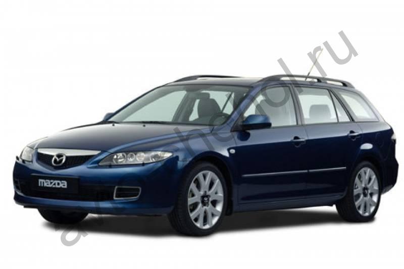 Авточехлы Mazda 6 I (GG) хэчбек (2002-2008)