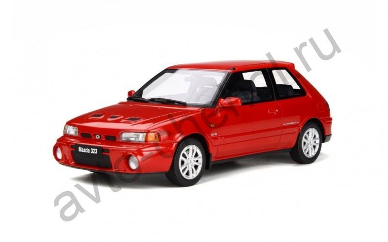 Авточехлы Mazda 323 VI (BJ) (1998-2003)