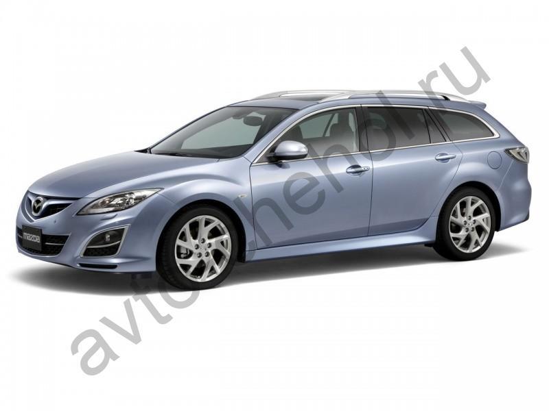 Авточехлы Mazda 6 II (GH) хэтчбэк (2007-2013)