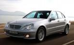 Коврики Mercedes C Klasse W203  2000-2007
