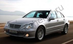 Авточехлы Mercedes C Klasse W203  2000-2007