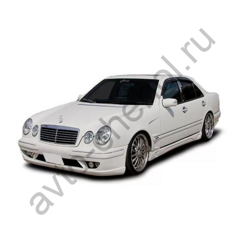Авточехлы Mercedes Е Klasse W210 (1995-2003)