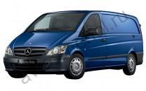 Кузов - Авточехлы  Mercedes Vito (W639) 3 места (2003-2014)