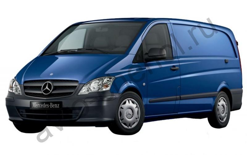 Авточехлы  Mercedes Vito (W639) 3 места (2003-2014)