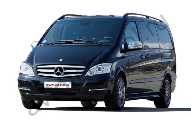 Авточехлы  Mercedes Vito (W639) 8 мест (2003-2014)