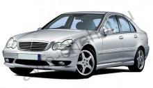 Кузов - Авточехлы Mercedes C Klasse W203 (2000-2008)