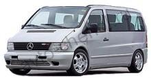 Кузов - Авточехлы Mercedes Vito (W638) 6 мест (1996-2003)