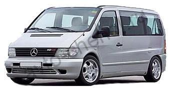 Авточехлы Mercedes Vito (W638) 8 мест (1996-2003)