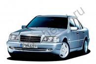 Кузов - Авточехлы Mercedes C Klasse W202 (1993-2001)