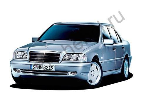 Авточехлы Mercedes C Klasse W202 (1993-2001)