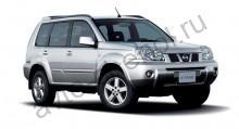 Кузов - Авточехлы Nissan X-Trail Т-30 2001-2007