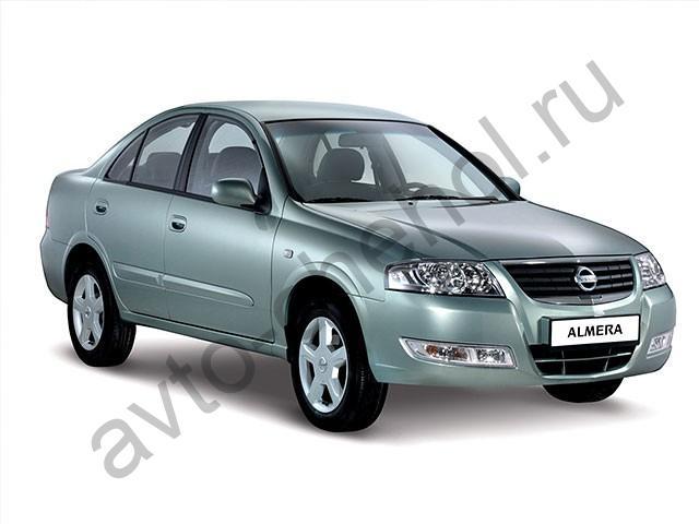 Авточехлы Nissan Almera Classic 2006-2013