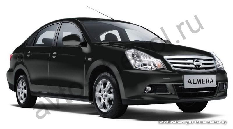 Авточехлы Nissan Almera III (G-11) спинка сплошная 2013+