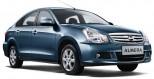 Авточехлы Nissan Almera III (G-15) 2013+