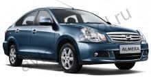 Кузов - Коврики Nissan Almera III (G-15) 2013+