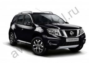 Авточехлы Nissan Terrano 2014+