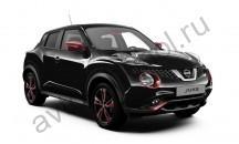 Кузов - Коврики Nissan Juke с 2010+