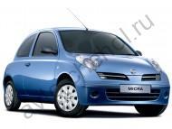 Коврики Nissan Micra 2003-2010