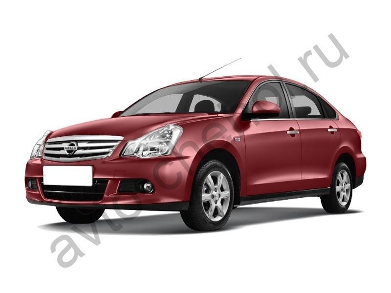 Авточехлы Nissan Almera III (G-15) cпинка 40/60 (2012-2018)