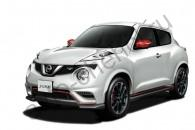 Кузов - Авточехлы Nissan Juke (2010-2019)