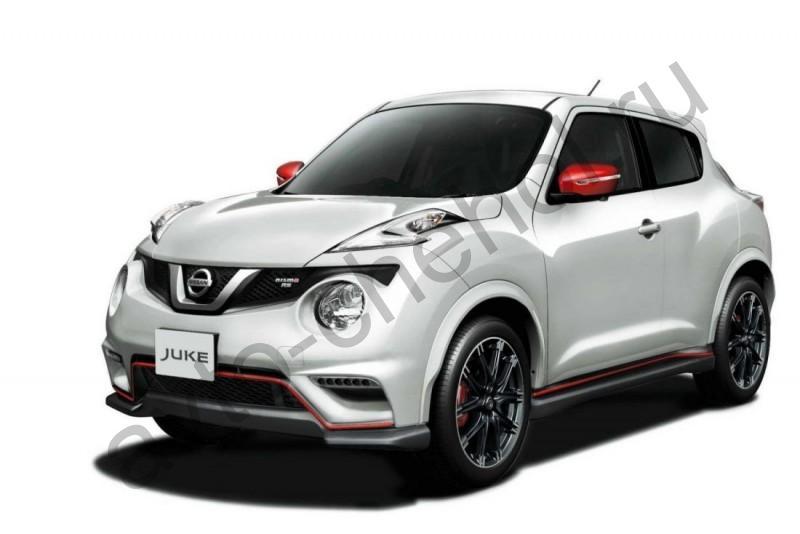 Авточехлы Nissan Juke (2010-2019)
