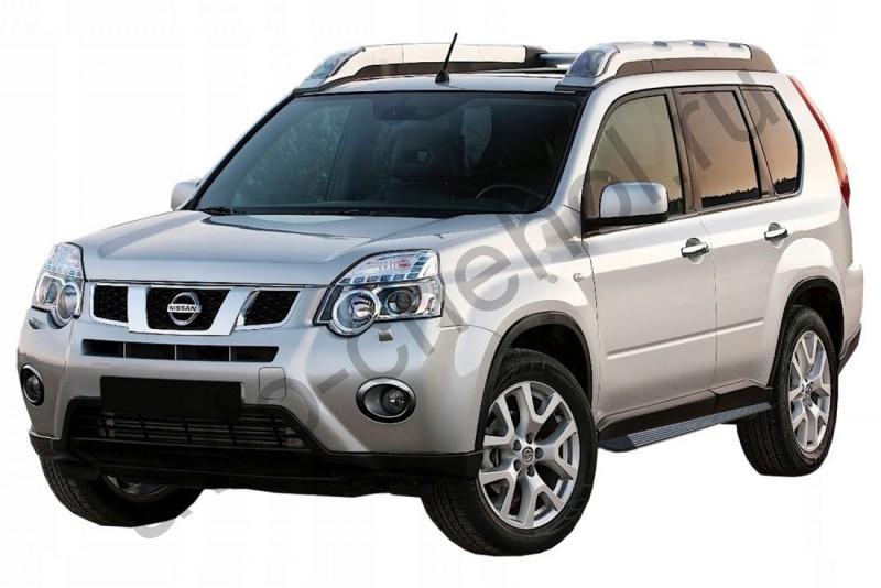 Авточехлы Nissan X-Trail Т-31 2007-2015
