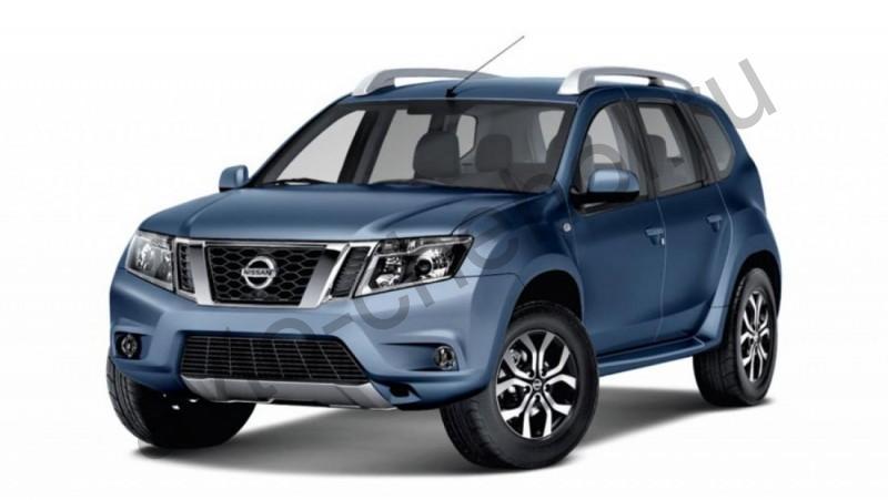 Авточехлы Nissan Terrano (2014-2021)