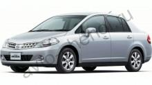 Кузов - Авточехлы Nissan Tiida I sedan (2004-2013)