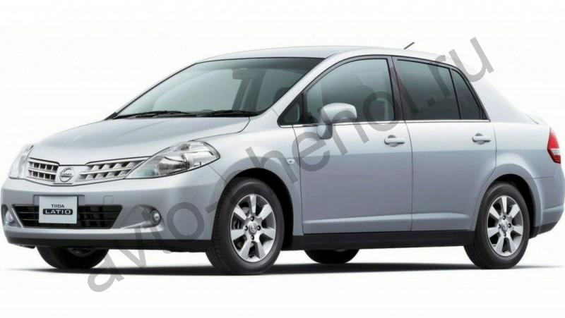 Авточехлы Nissan Tiida C-11 sedan 2004-2014
