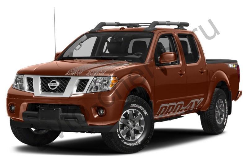 Авточехлы Nissan Navara III (2004-2015)