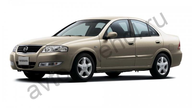 Авточехлы Nissan Almera Classic (2006-2013)