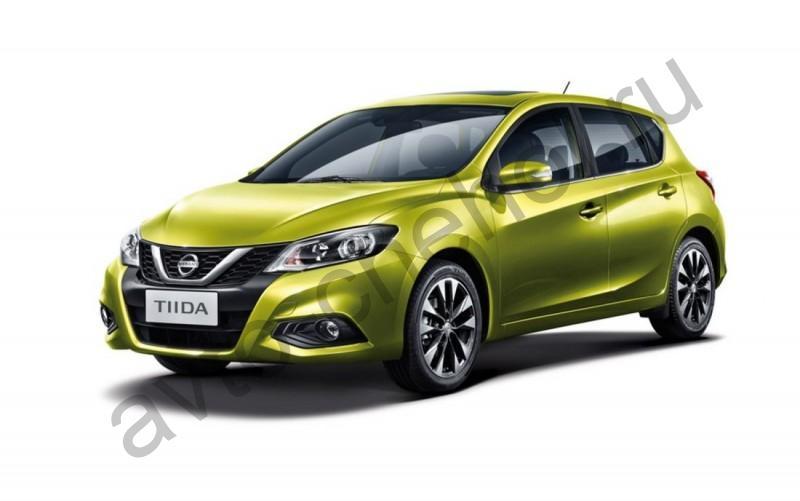 Авточехлы Nissan Tiida II (2015-2018)