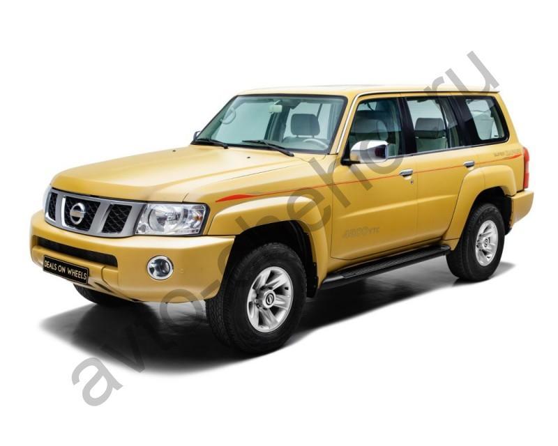 Авточехлы Nissan Patrol V Y61 (1997-2010)