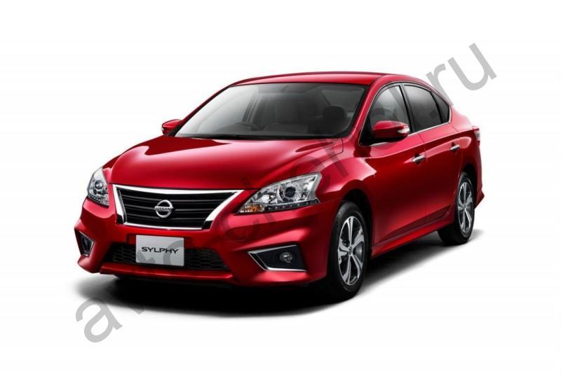 Авточехлы Nissan Sentra VII B17 (2012-2019)