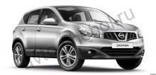 Кузов - Авточехлы Nissan Qashqai 2006-2014