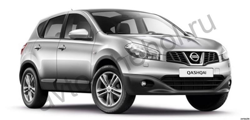Авточехлы Nissan Qashqai 2006-2014