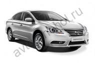 Коврики Nissan Sentra VII (B17)  2012+