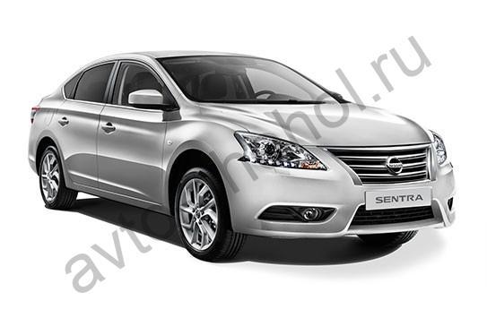 Авточехлы Nissan Sentra VII (B17)  2012+