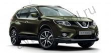 Кузов - Авточехлы Nissan X-Trail Т-32 2015+