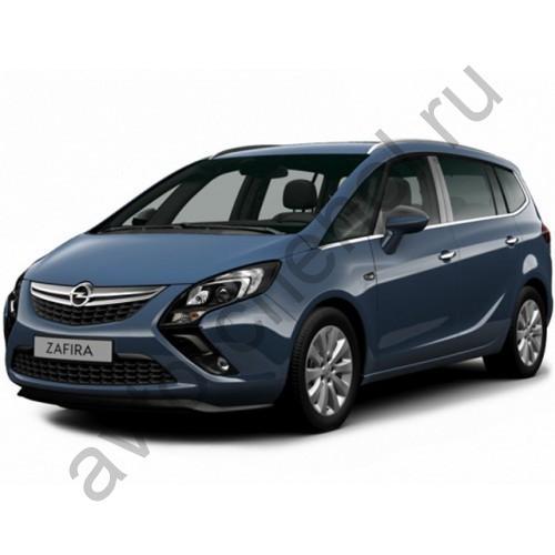 Авточехлы Opel Zafira C (2011-2019)