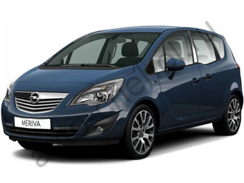 Коврики Opel  Meriva B 2010+