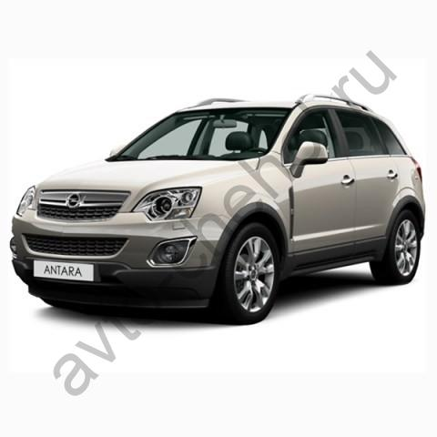 Коврики Opel Antara 2006