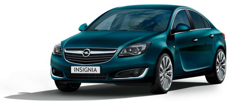 Коврики Opel Insignia 2008+